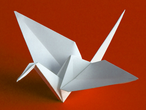 Origami_swan