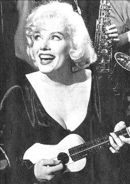 Marilyn_ukulele