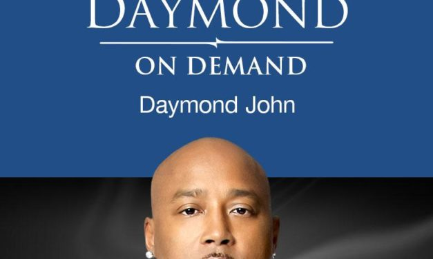 DAYMOND ON DEMAND BY DAYMOND JOHN