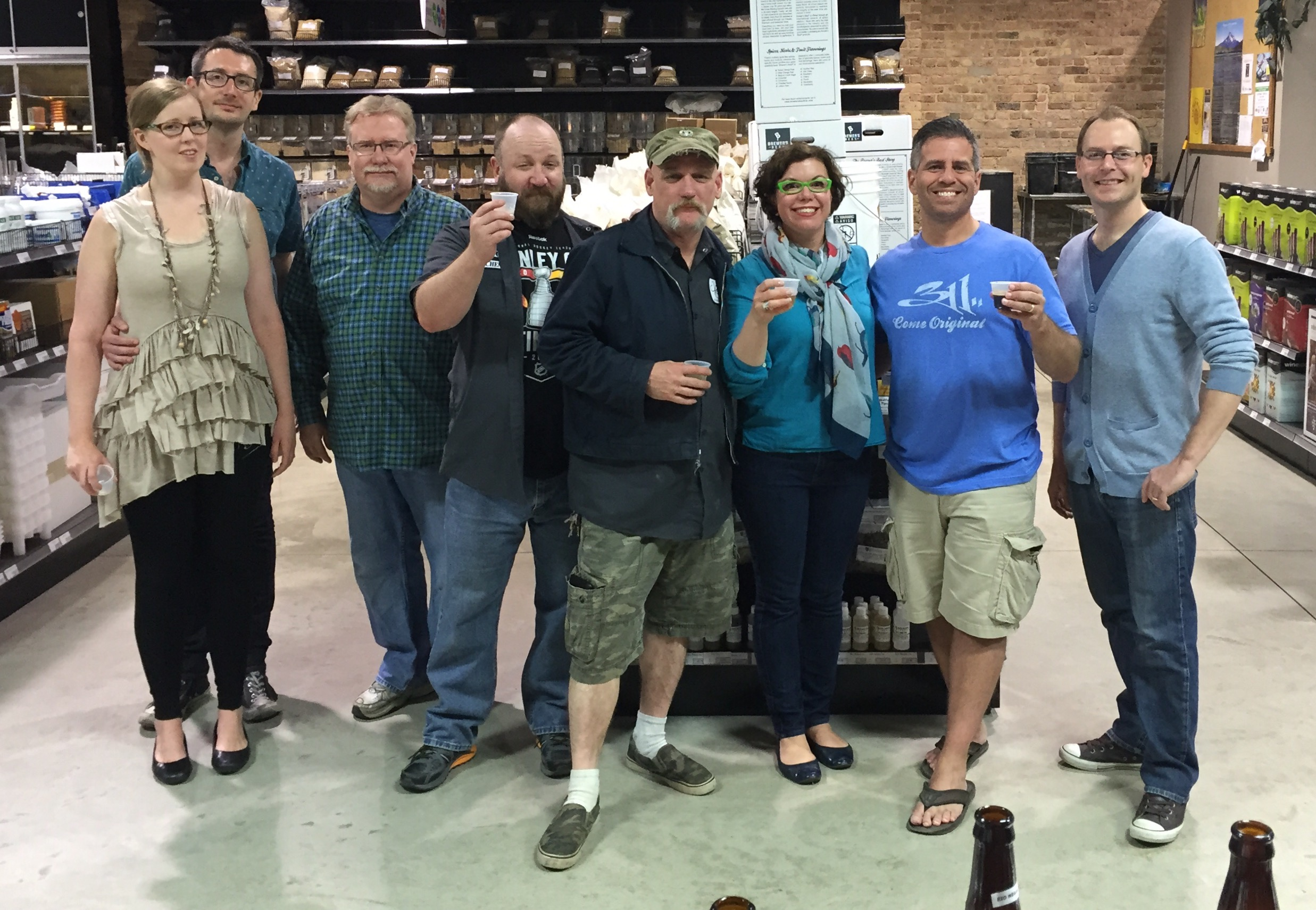 And Anecdotes From Dallas Resident Colin Stanley Hopes To Win Electric Car Contest Nanobrewery Blind Bat Brewery Tune Into This Episode Hear How Selling At The Greenmarket Has Allowed For Many Collaborations