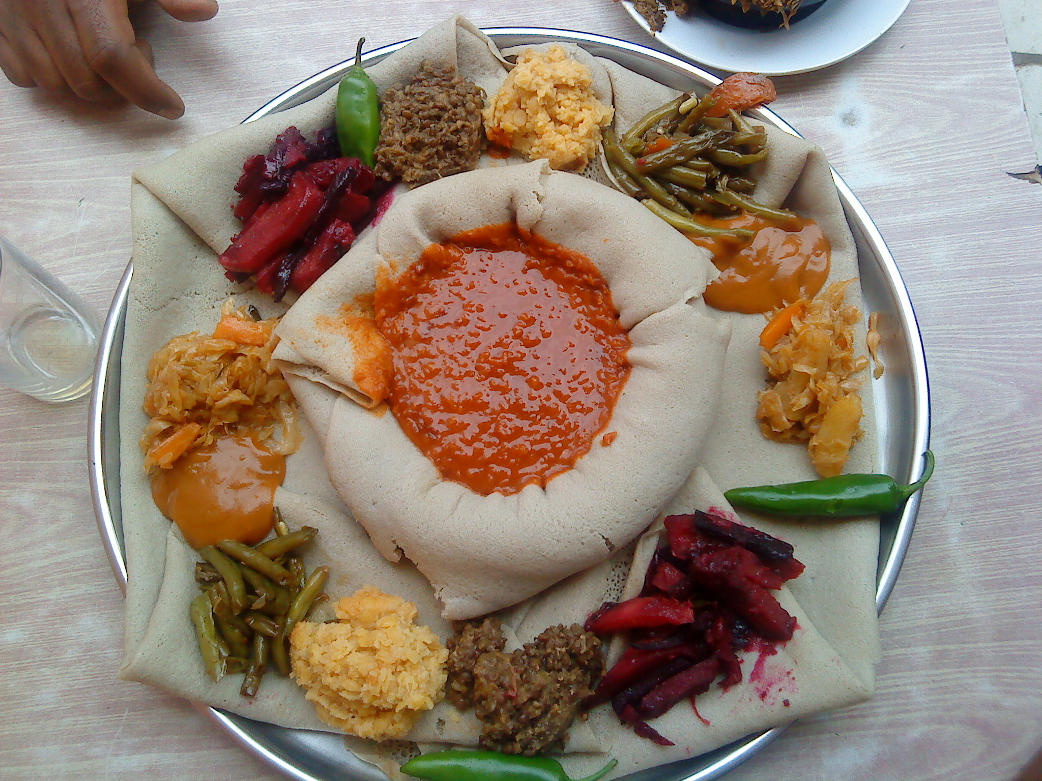 Mesrak mekonnen on ethiopian cuisine heritage radio network for Authentic ethiopian cuisine