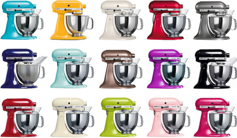 Blending Function, Design, And History With The KitchenAid Stand Mixer |  Heritage Radio Network