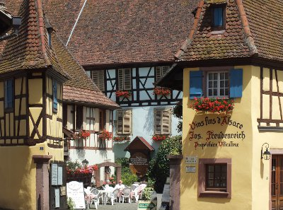 Gabriel Kreuther alsace village