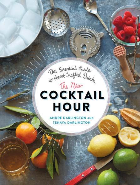 Cocktail Hour book Darlington