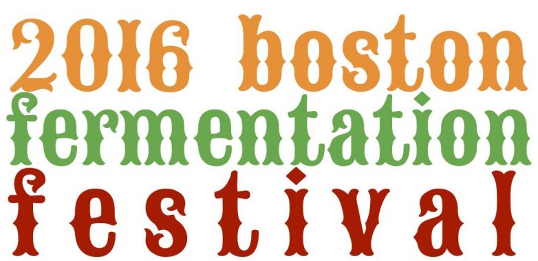 2016 boston fermentation festival