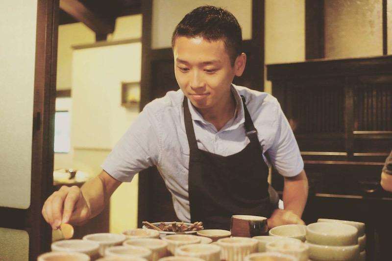 Atsushi Nakahigashi chef
