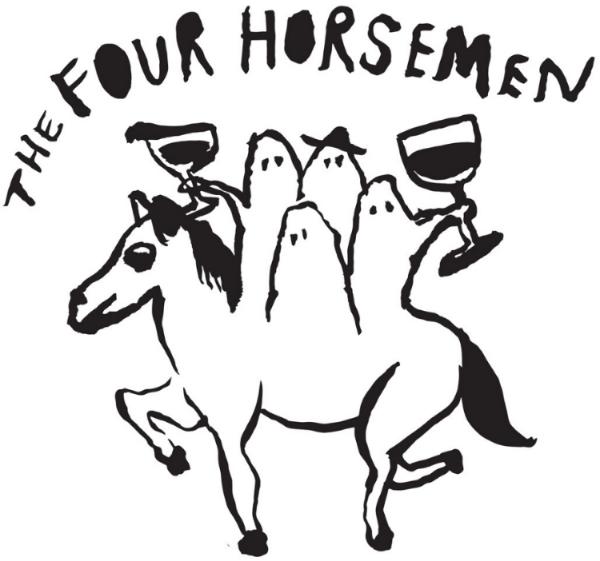 Four Horsemen wine logo