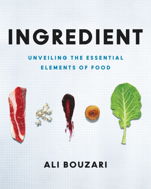 Ingredient book Ali Bouzari