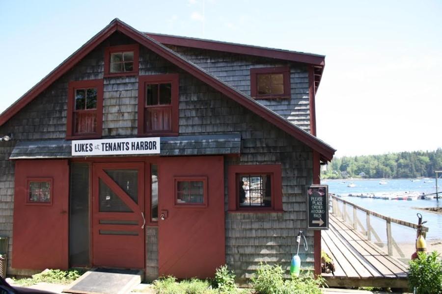 Luke's at Tenants Harbor