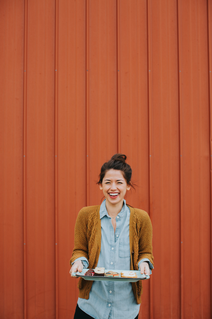 Molly Yeh Portrait