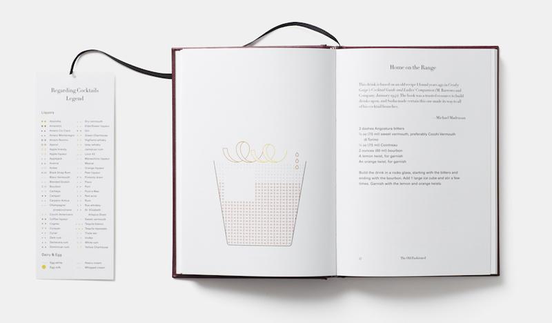 Regarding Cocktails Phaidon book
