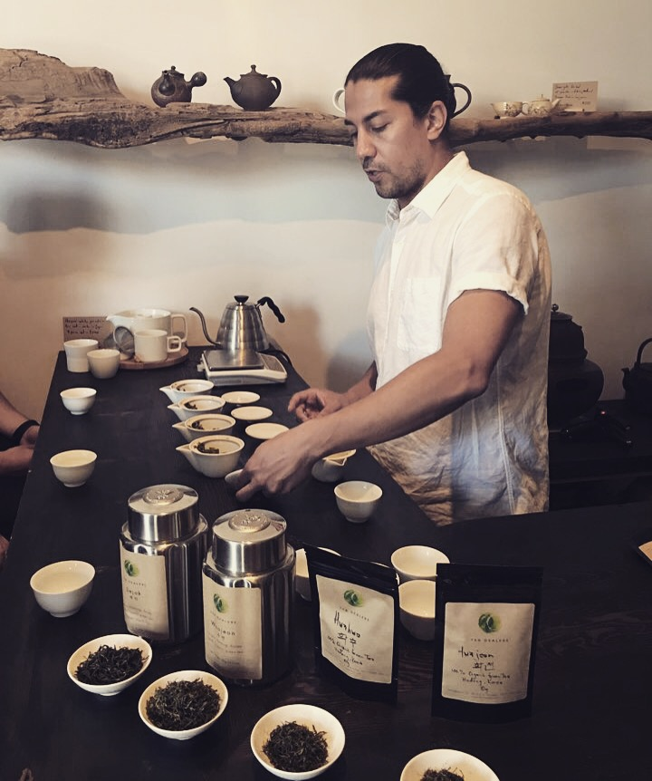 Tea Dealers Stefen Ramirez