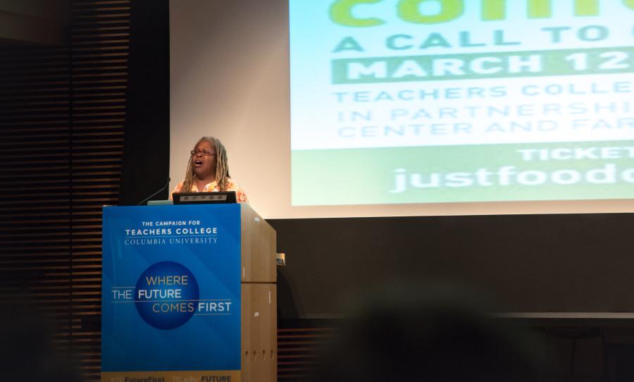 Karen Washington, Board Chair, Just Food