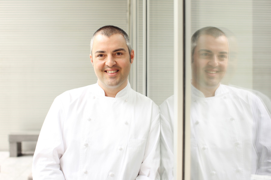 Chef Abram Bissell, Executive Chef (Melissa Hom)