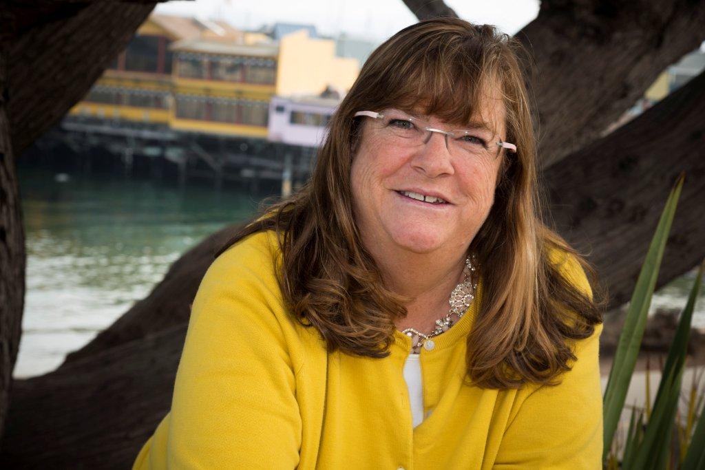 Sheila Bowman 2014 outdoors