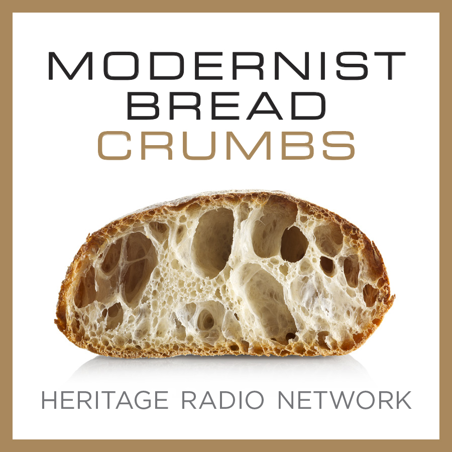 Modernist BreadCrumbs Special series taking a new look at one of the oldest staples of the human diet: bread. Each episode explores bread from a different angle; from its surprising and often complicated past, to the grains, tools, and microbes we use to make it, and the sci
