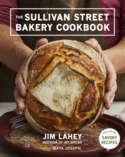 Sullivan+Street+Bakery+cookbook