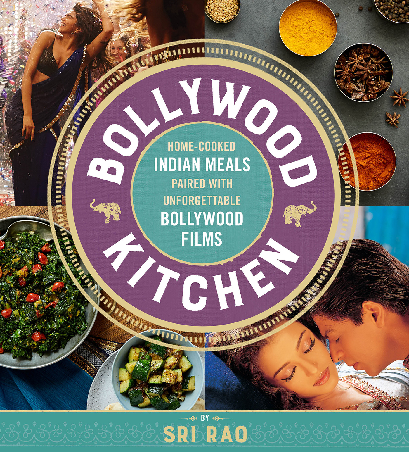 The Bollywood Kitchen Cover