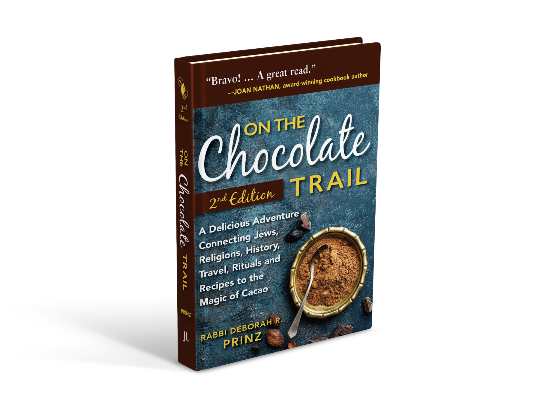 Hardcover mockup_#2 On the Chocolate Trail copy 2