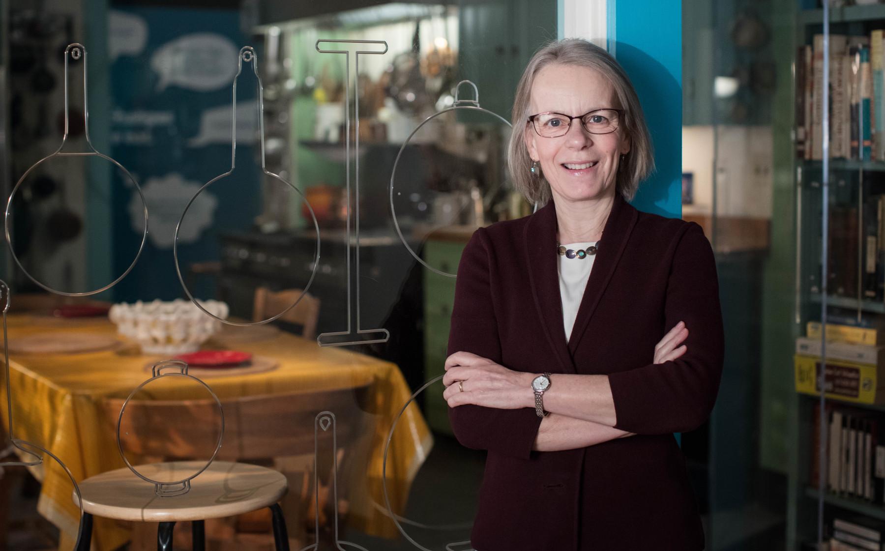 Paula Johnson portrait