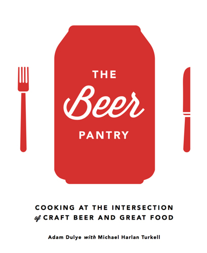 The Beer Pantry cover - Michael Turkell
