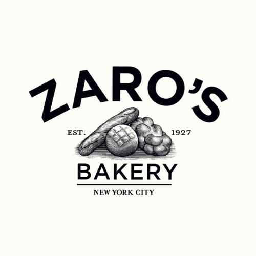 Zaro's logo - Michael Turkell