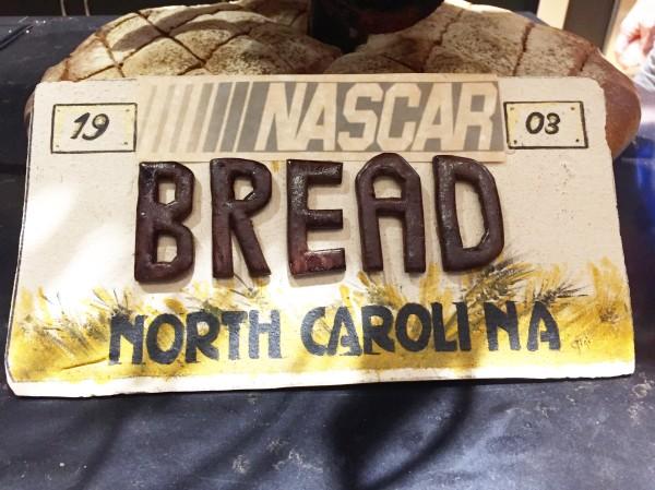 Bread Sculpture 2018