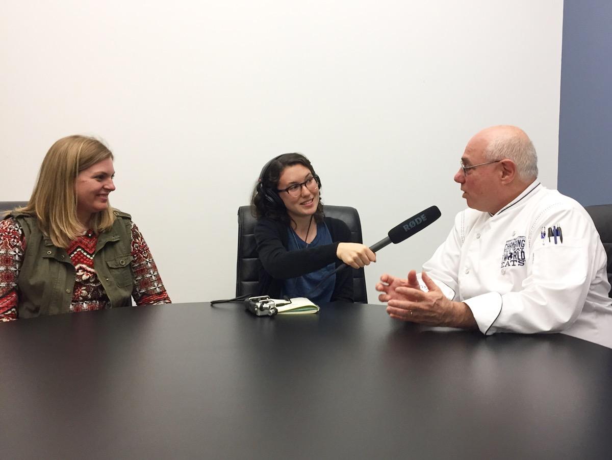 CRVA Interview Pic