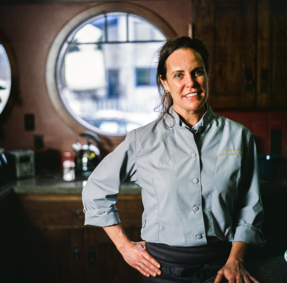 Chef Laura Cole