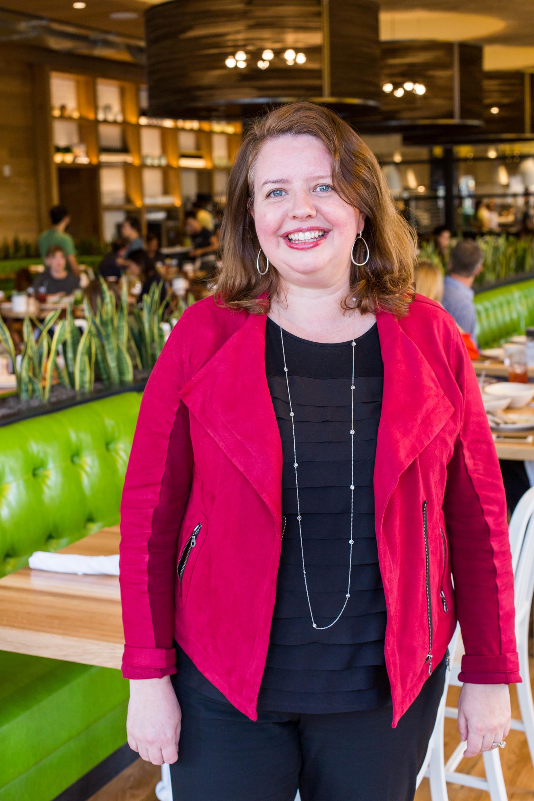 Christine Barone True Food Kitchen