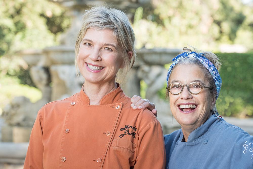 Mary Sue and Susan photo - Bart Nagel - Lauren Salkeld