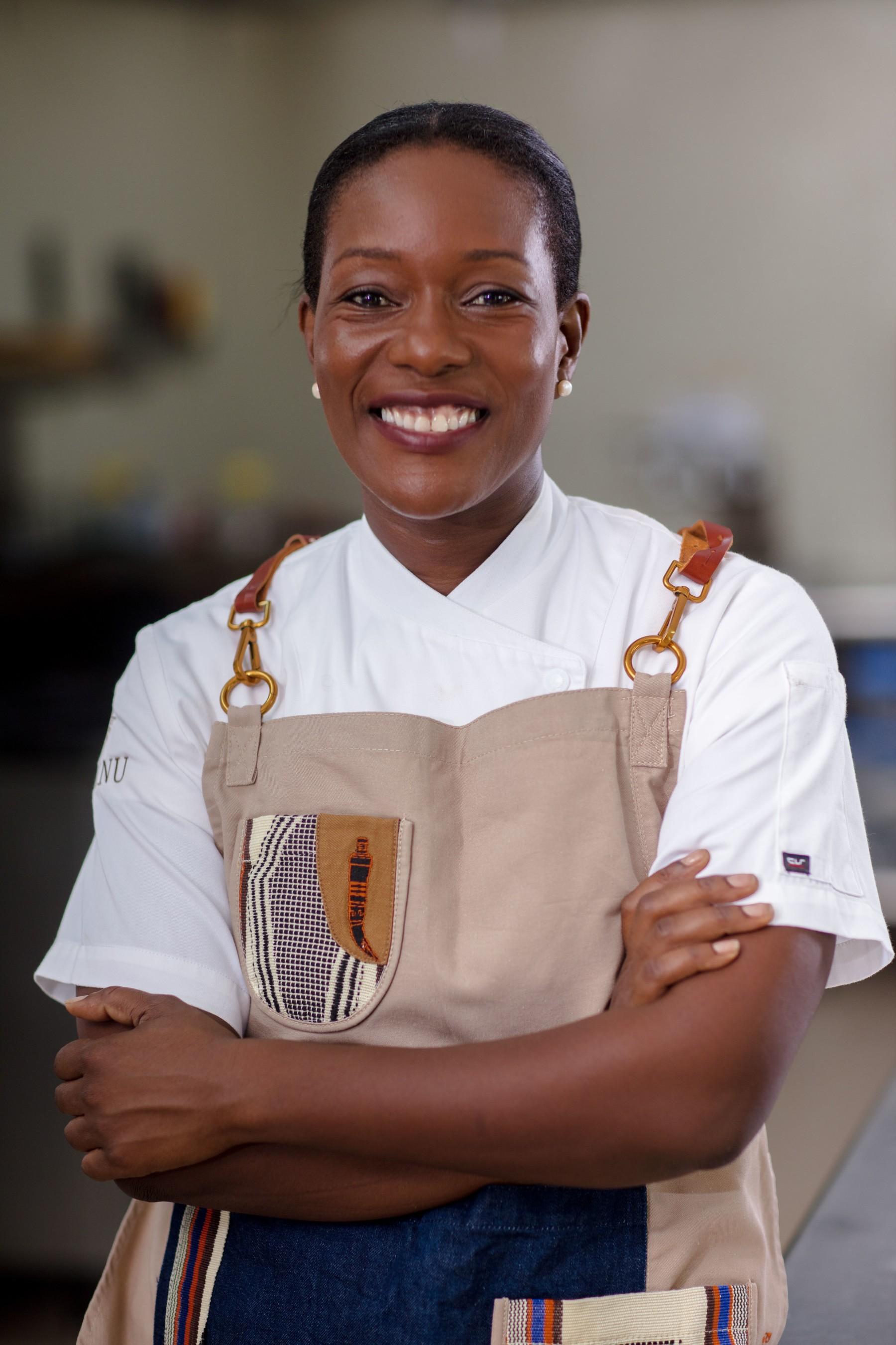 Chef Selassie Atadika - Carlyn Thompson