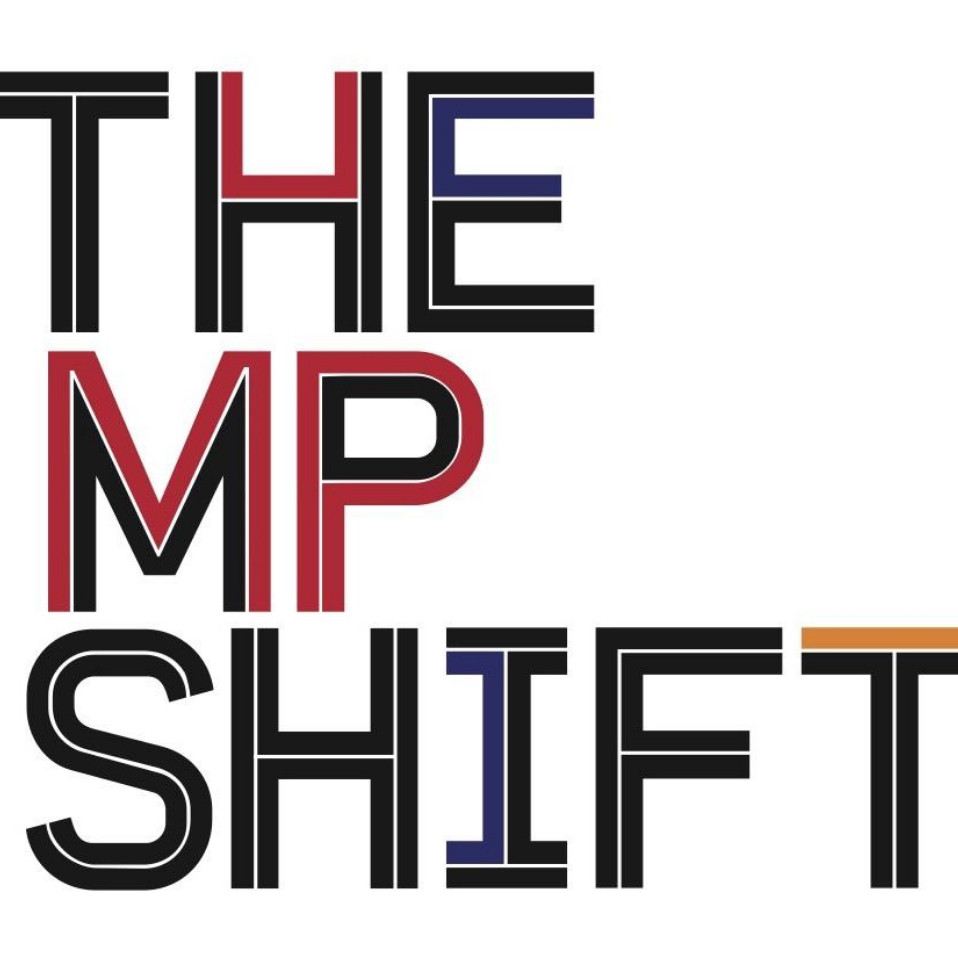 The MP Shift logo - Michael Turkell