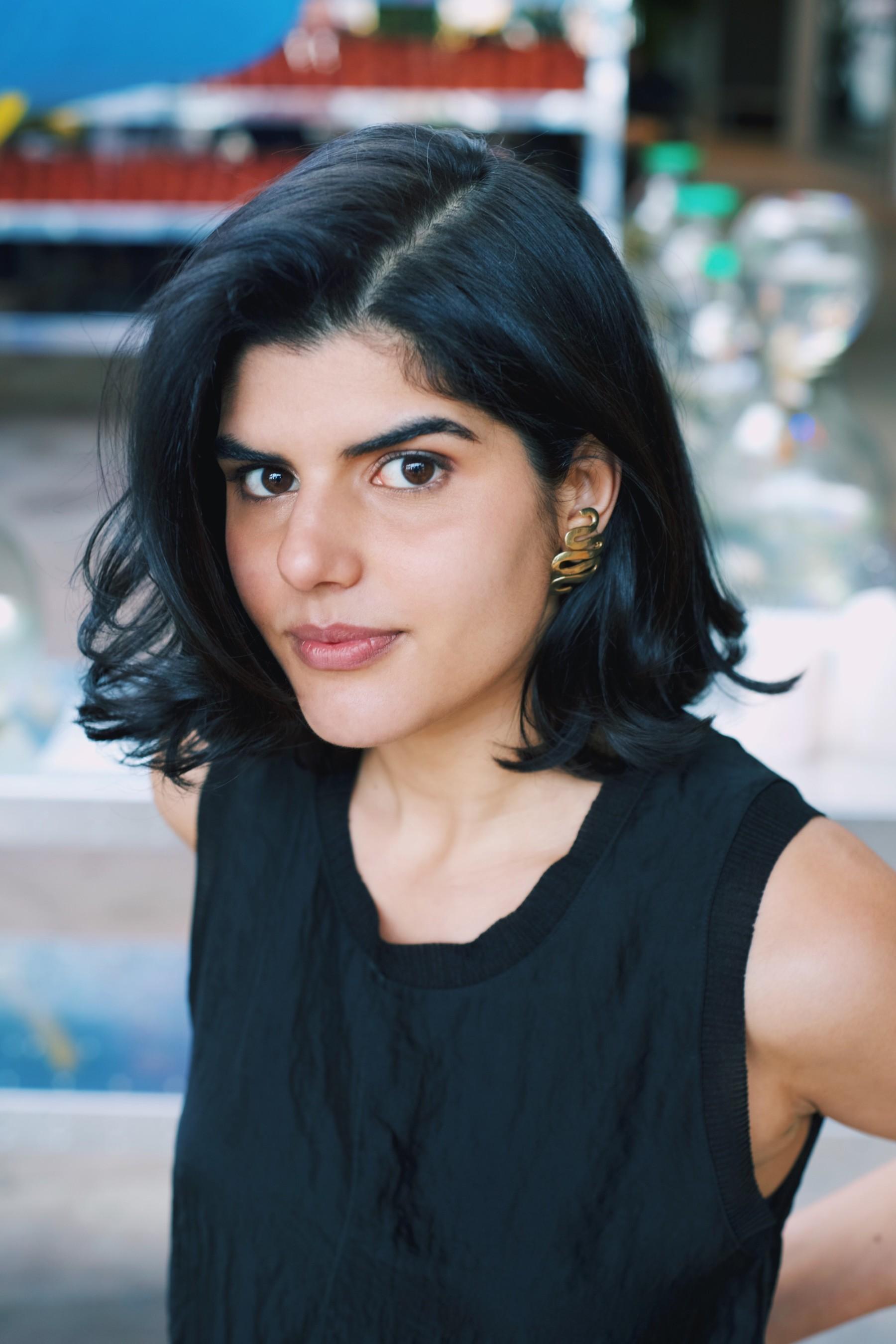 Gabriella Vigoreaux headshot