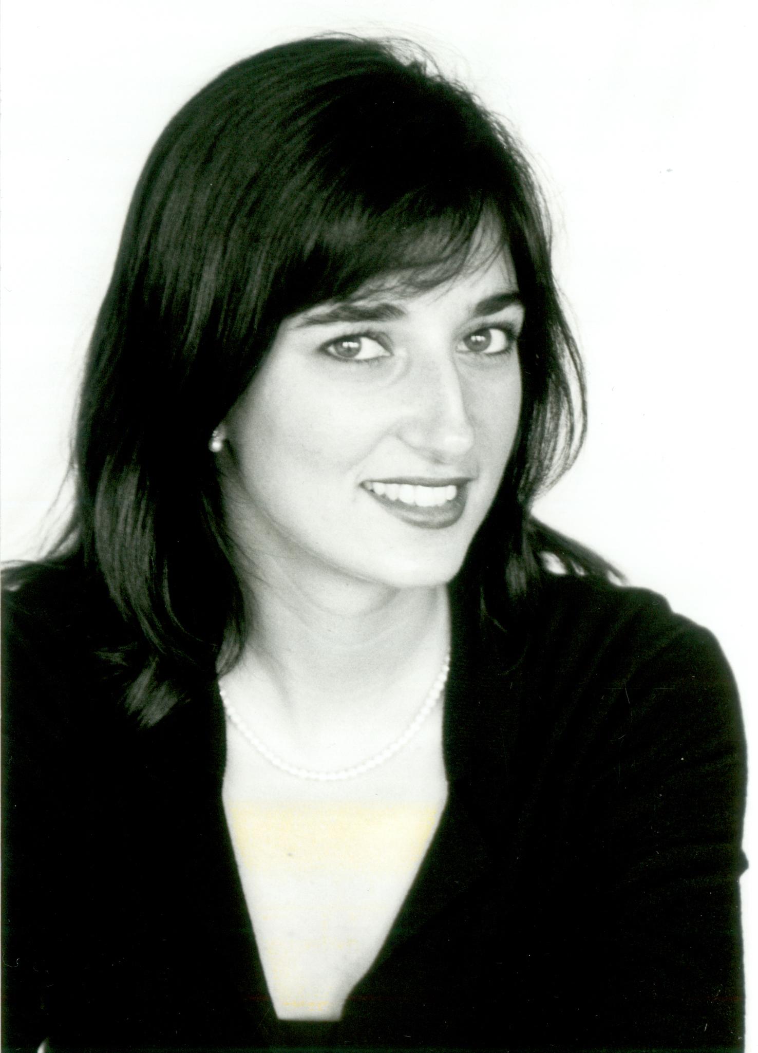 Gertrude E Allen headshot - Alison Cayne