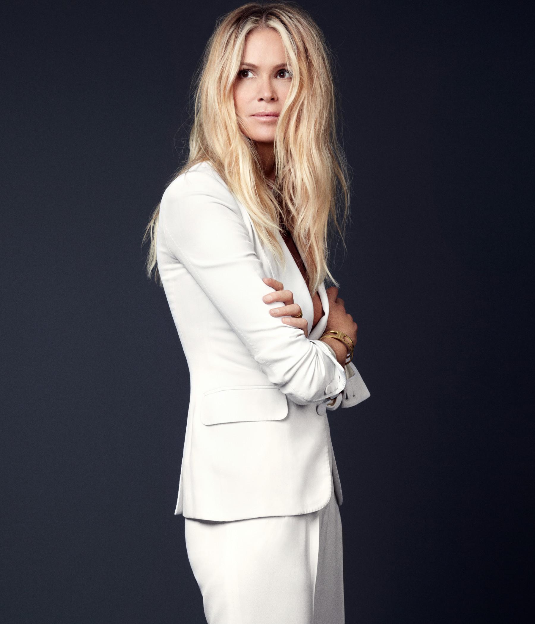 white jacket - Elle email