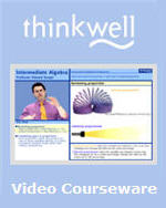 Thinkwell Video Courseware - Save up to 50%