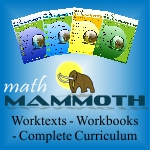 Math Mammoth - Save up to 50%