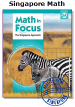 Math in Focus: The Singapore Approach - Save 25% + Free Shipping + Bonus SmartPoints