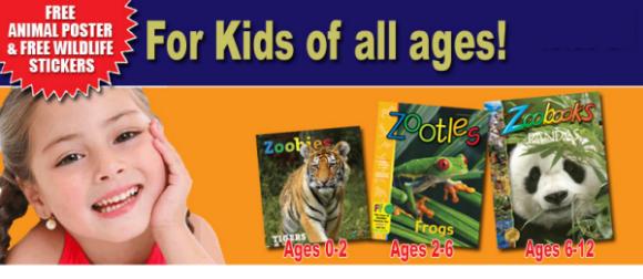 Zoobooks Magazines