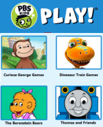 PBS KIDS PLAY! - Save 10% + Get 250 SmartPoints