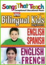 Sara Jordan Bilingual Kids Audio Series - Save 62%