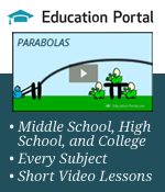 Education Portal - Save 70% This Week Only: Fun and Effective Video Lessons!