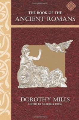 Book Of Ancient Romans Text