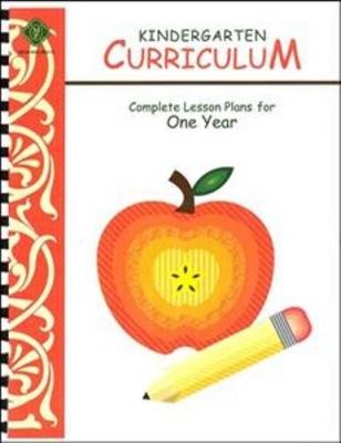 Classical Kindergarten Curriculum Lesson Plans