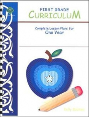 Classsical First Grade Curriculum Lesson Plans