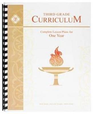 Classical Third Grade Curriculum Lesson Plans