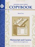 Copybook Book 2: Manuscript and Cursive