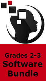 Grades 2-3 Software Bundle