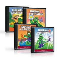 Bullfrogs and Butterflies® CD Set